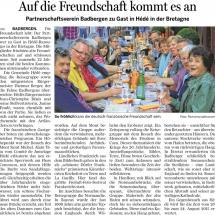 Zeitungsartikel Hedefahrt17-09-2014
