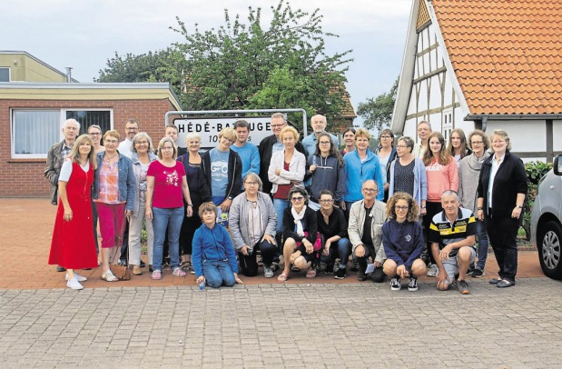 Internationales Flair in Badbergen